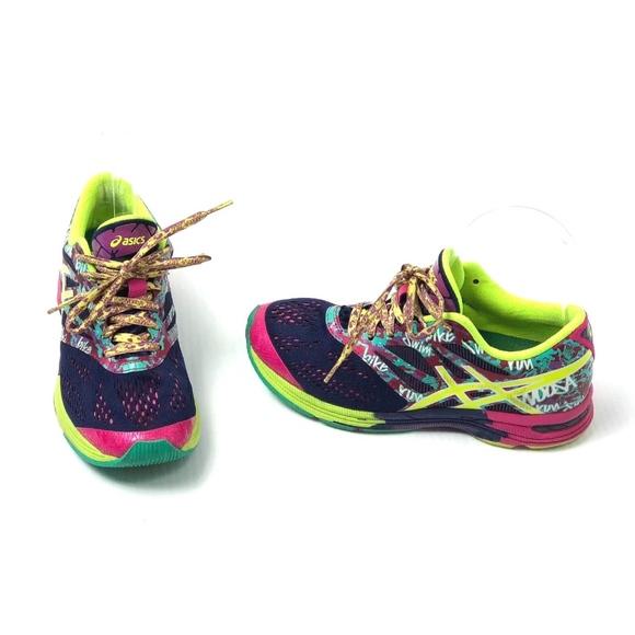 71da7d5207bb ASICS Gel Noosa Tri 10 Navy Flash Running Shoes 6